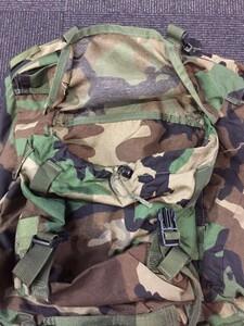 米軍放出 Patrol Combat Pack ウッドランド ミリタリーの写真8