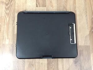 SAUNDERS クリップボード WorkMate 2 ブラック 雑貨の写真0