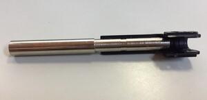 WAベレッタ92FSセンチュリオン用 スチールアウター+SCSバレルセット ミリタリー ガンパーツの写真2