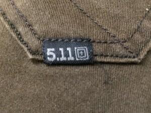 5.11 Tactical DEFENDER フレックス スリムパンツ 74464の写真2