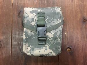 米海兵隊 実物 IFAK ACU 内容品入り メディカルポーチの写真1