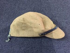 旧日本軍 軍帽 昭和18年製 XLサイズ レプリカ ミリタリーの写真3