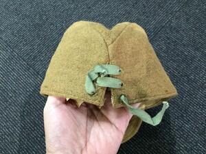 旧日本軍 軍帽 昭和18年製 XLサイズ レプリカ ミリタリーの写真4