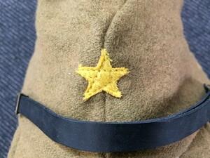 旧日本軍 軍帽 昭和18年製 XLサイズ レプリカ ミリタリーの写真6