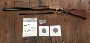 KTW エアーコッキング Winchester M1873 ライフル ドンサンモデルの写真0