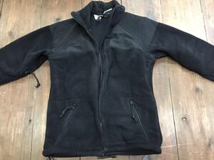 米軍 実物 ECWCS フリースジャケット GEN2 黒の写真3