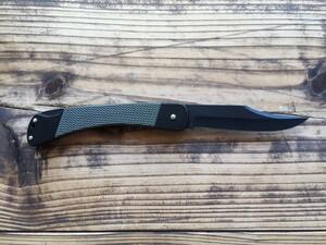 PUMA 折りたたみナイフ 230365 ミリタリーグリーンベレー アウトドア レジャーの写真1