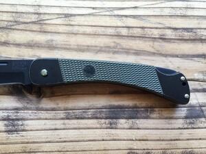 PUMA 折りたたみナイフ 230365 ミリタリーグリーンベレー アウトドア レジャーの写真4