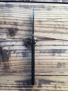 古式鍛造工房くろがね 肥後守 山童 中 打刻なし 折りたたみナイフの写真6