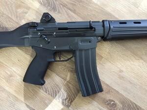 東京マルイ ガスガン 89式5.56mm小銃 ライフル 固定銃床型 予備マグ・マウントベース付きの写真8