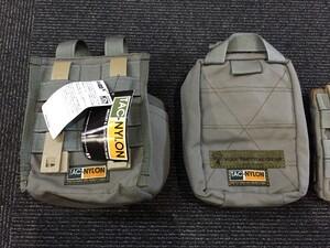 VOLK & TAD Gear ポーチ 6点セットの写真3