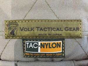 VOLK & TAD Gear ポーチ 6点セットの写真7
