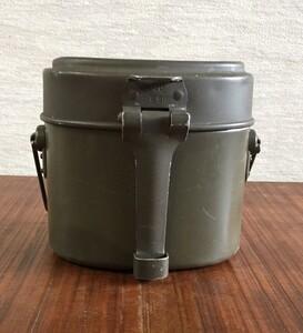 ドイツ商品コード 必須連邦軍 3段キャンティーンGerman Mess Kit の写真0