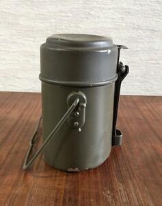 ドイツ商品コード 必須連邦軍 3段キャンティーンGerman Mess Kit の写真2