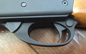 S&T レミントンタイプ M870 エアーポンプアクションショットガン SPG07 リアルウッドの写真6