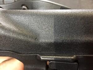 BLACKHAWK CQCホルスター M92/96用 LV.2 右用 実物の写真2