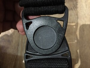 BLACKHAWK レッグホルスター Glock 20 LV.2 右用の写真8