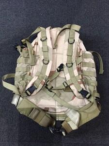 Eagle 実物 RAID backpack 3Cデザート 実物の写真1