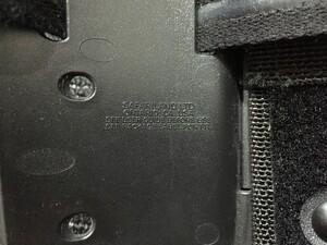 サファリランド ホルスター レッグタイプ 6005-77(SIG P220 P226)の写真3