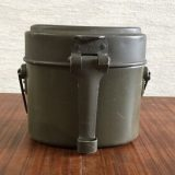 ドイツ商品コード 必須連邦軍 3段キャンティーンGerman Mess Kit を買取りさせて頂きました。