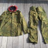 ロシア軍 BDU 上下セット デジタルフローラ ベレー帽セット カカールダ付きを買取りさせて頂きました。