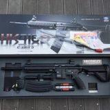 東京マルイ 次世代電動ガン HK416D オプションパーツ有り ミリタリー サバゲーを買取りさせて頂きました。