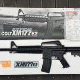 東京マルイ コルト XM177E2 10才以上 マガジン給弾難あり トイガンを買取りさせて頂きました。