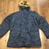 VALLEY APPAREL N-3B 防寒ジャケット ネイビー XLサイズを買取りさせて頂きました。