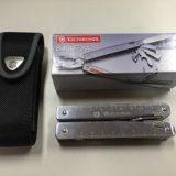 VICTORINOX マルチツール SWISS TOOL 3.03.23.N アウトドアを買取りさせて頂きました。
