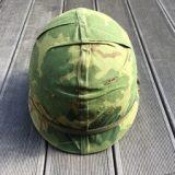 米軍 M1ヘルメット ミッチェルパターンリバーシブルカバー バンド 内帽付き コレクションを買取りさせて頂きました。