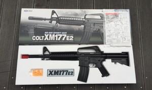 東京マルイ コルト XM177E2 10才以上 マガジン給弾難あり トイガンの写真0