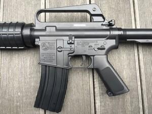 東京マルイ コルト XM177E2 10才以上 マガジン給弾難あり トイガンの写真3