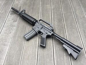 東京マルイ コルト XM177E2 10才以上 マガジン給弾難あり トイガンの写真6