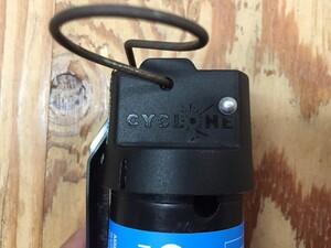 AIRSOFT INNOVATIONS サイクロンインパクトグレネード ガス式BB弾 ブルー 不動作品の写真3