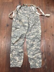 米軍 IWOL BOTTOM ソフトシェルパンツ ACU MEDIUMの写真0
