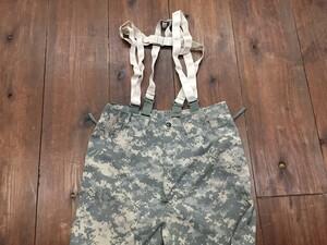 米軍 IWOL BOTTOM ソフトシェルパンツ ACU MEDIUMの写真2