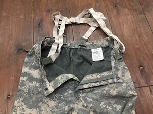 米軍 IWOL BOTTOM ソフトシェルパンツ ACU MEDIUMの写真3
