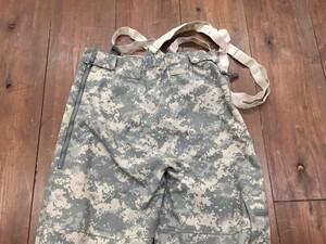 米軍 IWOL BOTTOM ソフトシェルパンツ ACU MEDIUMの写真5