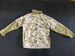 USMC フリースジャケット デザートマーパット MEDIUM REGULAR 放出品の写真1