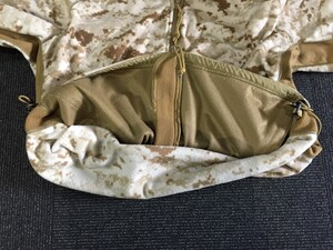 USMC フリースジャケット デザートマーパット MEDIUM REGULAR 放出品の写真8