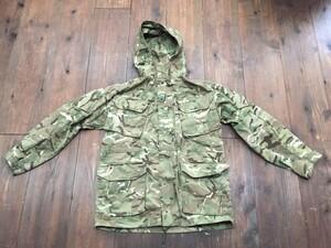 イギリス軍 MTP ウインドプルーフ コンバットジャケット パーカー マルチカムの写真0