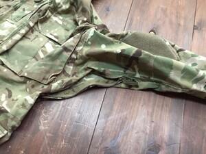 イギリス軍 MTP ウインドプルーフ コンバットジャケット パーカー マルチカムの写真6