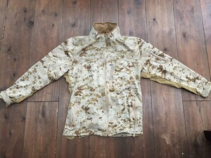 USMC コンバットジャケット デザート 迷彩 サイズM ミリタリーの写真0
