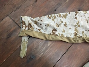 USMC コンバットジャケット デザート 迷彩 サイズM ミリタリーの写真5