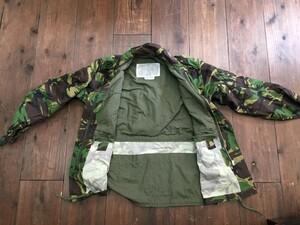 イギリス軍 MK2 コンバット ジャケット DPM迷彩 パーカーの写真2