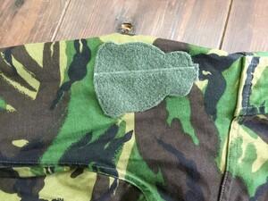 イギリス軍 MK2 コンバット ジャケット DPM迷彩 パーカーの写真5