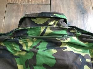 イギリス軍 MK2 コンバット ジャケット DPM迷彩 パーカーの写真6