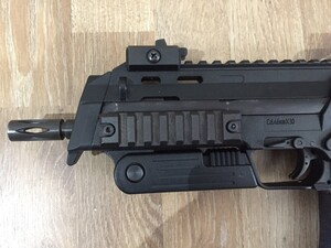 KSC ガスガン MP7A1 KSC 創業40周年記念モデル HKの写真4