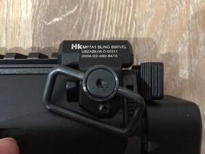 KSC ガスガン MP7A1 KSC 創業40周年記念モデル HKの写真6
