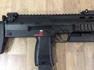 KSC ガスガン MP7A1 KSC 創業40周年記念モデル HKの写真8